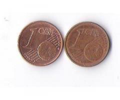 Продам недорого монеты Евросоюза, номиналом 1 цент.