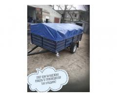 Купить новый прицеп легковой Днепр-2100х1300х500 и другие модели