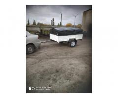 Купить прицеп автомобильный 210х130, легковой прицеп от производителя