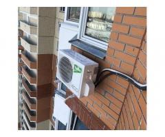 Предоставляем услуги по установке и ремонту всех видов кондиционеров