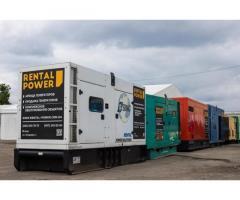 Аренда генераторов от 2-500 кВт