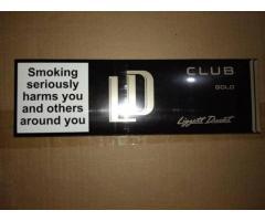 Продам сигареты LD CLUB GOLD (nano)
