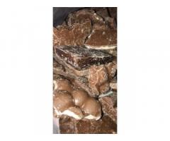 Отходы некондицию кондитерского производства. Шоколад, орех