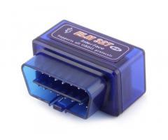 Диагностический сканер ЕЛМ ELM327 OBD-2 OBD2 ОБД2 версия 1.5 и 2.1