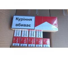 Продам сигареты Marlboro red