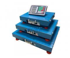 Беспроводные товарные весы wi-fi от 100 кг до 600 кг