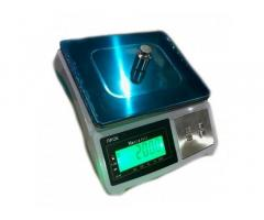 Фасовочные весы в металлическом корпусе