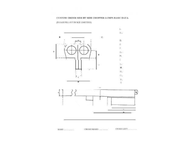Barrels.ho.ua #Стволи Рушниць Карабінів Гвинтівок 42CrMo4   #Бланки_стволів_нарізної_зброї - 4/11