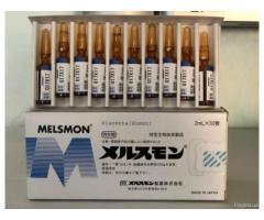 Laennec и Melsmon (Мелсмон) от Японского производителя – плацентарные препараты