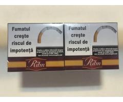 Продам молдавские сигареты без фильтра с акцизом «RITM» (ОРИГИНАЛ).