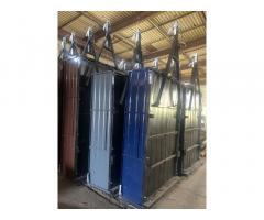 Купить прицеп одноосный 170х130х40 от Кременчугского завода Днепр