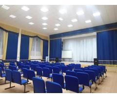 Отделка и оформление зрительных и актовых залов