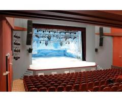 Дизайн и оформление зрительных и актовых залов