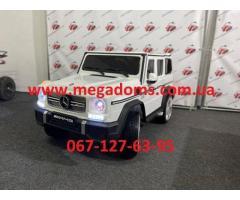 Джип Mercedes-Benz AMG M 3567EBLR 2 мотора 35W, аккумулятор 12V10AH до 30кг