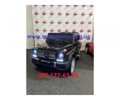 Джип Mercedes-Benz AMG M 3567EBLR 2 мотора 35W, аккумулятор 12V10AH до 30кг - Изображение 4/7