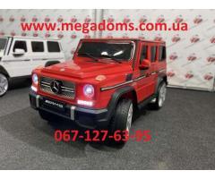 Джип Mercedes-Benz AMG M 3567EBLR 2 мотора 35W, аккумулятор 12V10AH до 30кг - Изображение 5/7