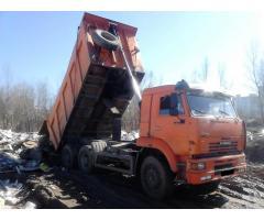 Вывоз строительного мусора, Киев.