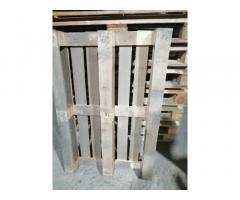 Деревянные поддоны БУ как целые так и ремонтные