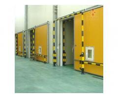 Холодильные двери для овощехранилищ, камер и складов