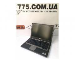 """Ноутбук 14"""" Dell D630 Core2Duo T7500/HDD 80GB/3GB DDR2/GMA X3100"""