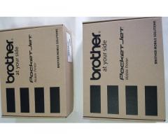 Портативные принтеры Pentax PocketJet Brother PJ-663 для тату и бизнеса