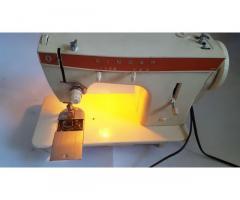 Швейная машинка SINGER 367, для ремонта, не использовалась
