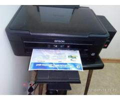 Срочно Продам цветной струйный принтер МФУ Epson L350