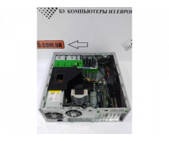 Системный блок HP Z400 (4 ядра, 8 потоков) 500GB HDD /4GB DDR3/768 MB