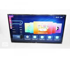 Телевизор Comer 40« LCD LED Smart TV, FHD, WiFi, 1Gb Ram, 4Gb Rom, T2, USB/SD, HDMI, VGA, Android 4.