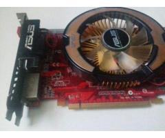 Продам видеокарту: ASUS Radeon HD3850, 1Gb, 256bit.