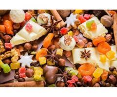 Работа в Чехии на шоколадную фабрику и фасовку сухофруктов в термоупаковки.