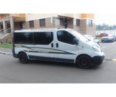 Пассажирские перевозки, заказ микроавтобуса.