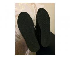 Ботинки осенние кожаные
