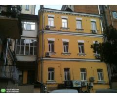 Офис в центре Киева, ул. Пушкинская 25а