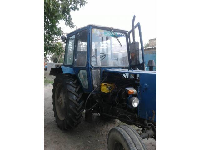 продам трактор ЮМЗ-6 - 2/8