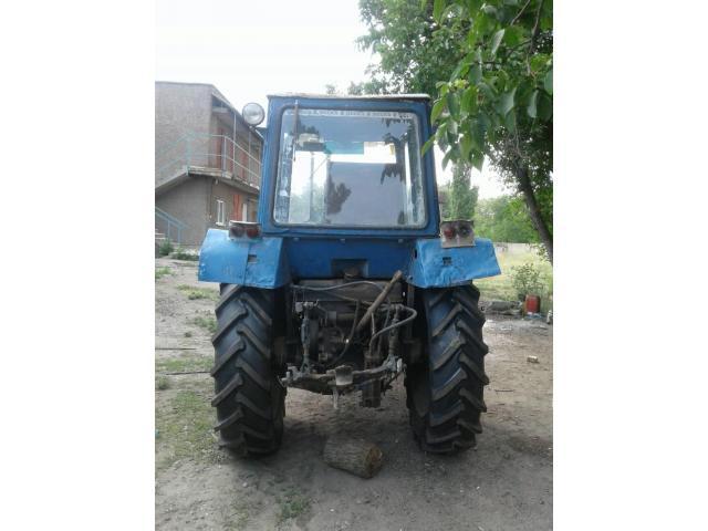 продам трактор ЮМЗ-6 - 4/8