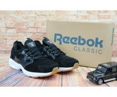 Мужские кроссовки Reebok Fury Черный
