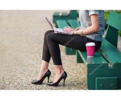 работа удаленно на ПК для женщин