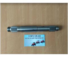 Вал привода вентилятора МАЗ (ЯМЗ 236,238) L=215 (пр-во ЯЗТО) 236-1308050-В