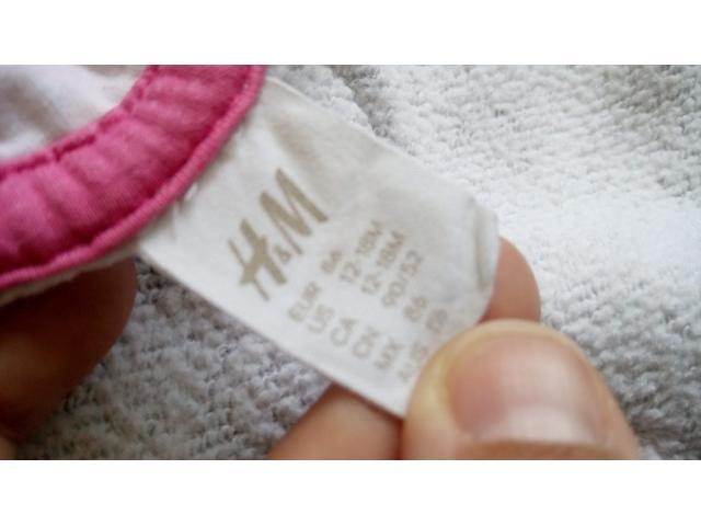 Теплый крутой ромпер комбинезон H&M на 12-18+ месяцев - 5/10