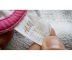 Теплый крутой ромпер комбинезон H&M на 12-18+ месяцев - Изображение 5/10