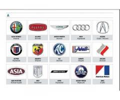 """Автокаталог для детей """"Логотипы автомобилей """"мира"""
