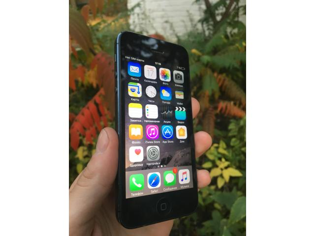 iPhone 5 16gb Black - 2/8