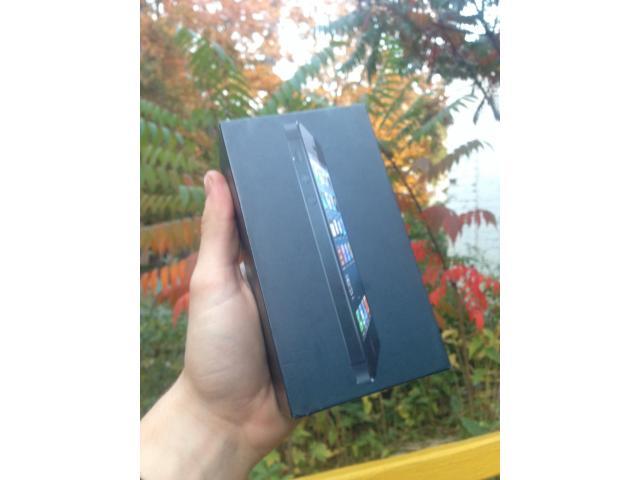 iPhone 5 16gb Black - 8/8