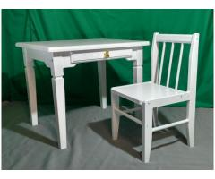 "Детский стол и стул ""Белоснежка"""