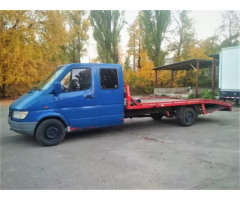 Эвакуатор Mercedes-Benz Sprinter 312 груз. 1998