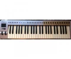 Синтезатор миди клавиатура