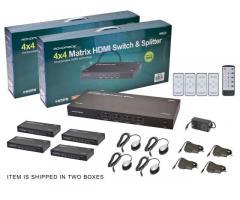 Сплиттер HDMI 1 на 2 с приемниками в комплекте, до 50 - Изображение 6/8