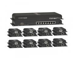 Сплиттер HDMI 1 на 2 с приемниками в комплекте, до 50 - Изображение 7/8