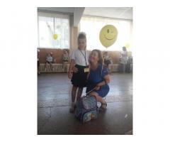 Услуги няни для ребёнка школьного возраста, район Черёмушки в Одессе